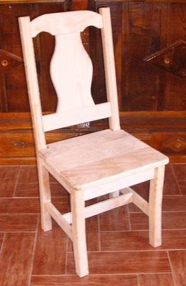 Nuestro ltimo dise o en sillas de madera art cul Modelos de sillas de madera modernas